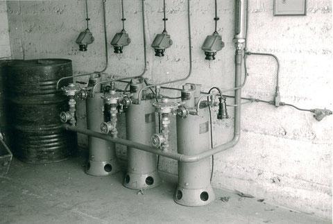 Flüssiggas Zusatzanlage