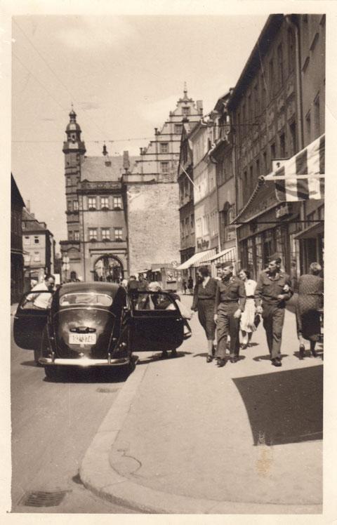 1951 - Danke an Brigitte Pollak