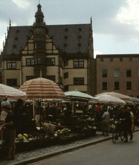 Juni 1966 - Rathaus