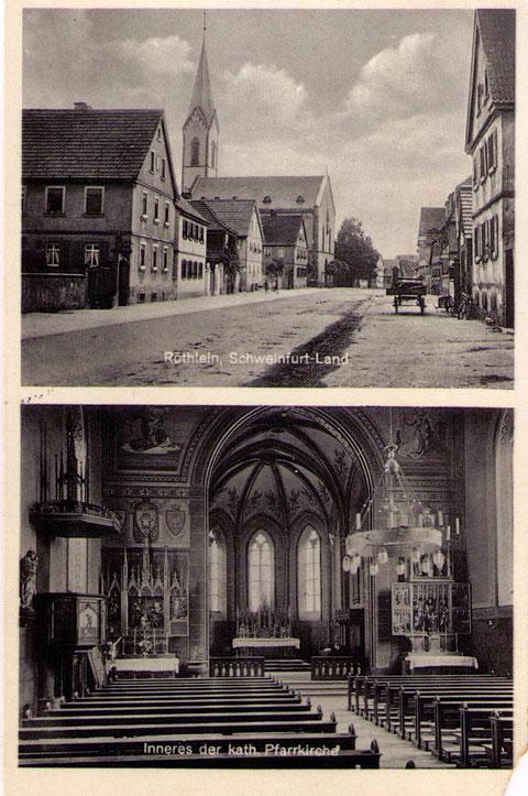 Kirche Röthlein
