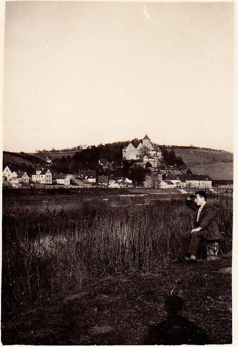 Blick auf Mainberg 1933