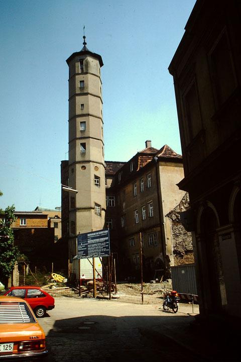 1981 - Altstadtsanierung