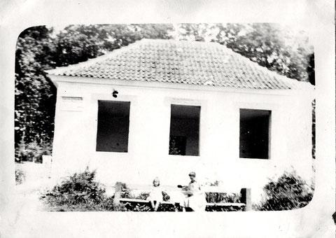 Haardthäuschen im Juni 1934. Danke an Frau Elisabeth Leubner, ehem.Lehrerin