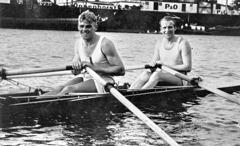 Kaidel und von Opel - 1938