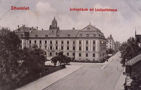 1908 Jägersbrunnen/Luitpoldstraße