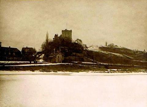 Peterstirn Winter 1927/1928