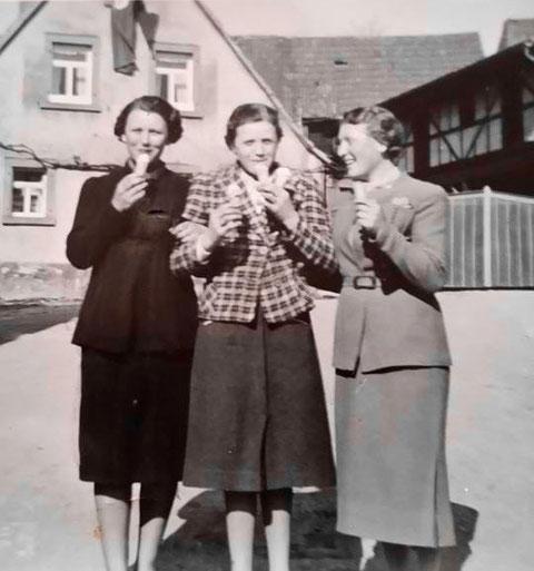 Eis in den 1930ern (ab 1933)