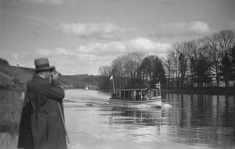 Meedämpferle im Jahr 1932, Schweinfurt - Danke an Holger Meyer