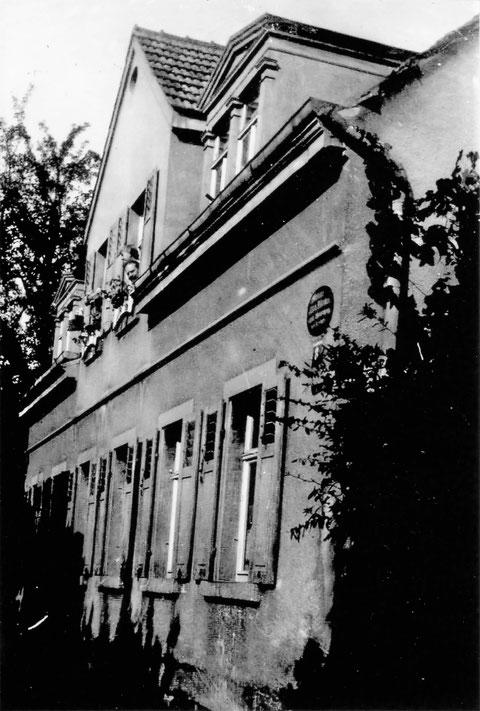 Philosophengang 8,  Erika Fath,  1937