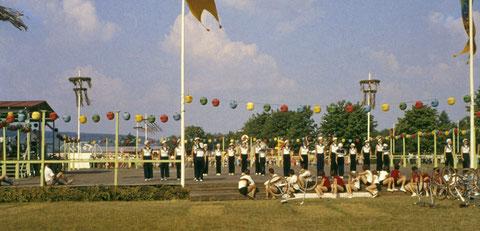 11.Juli 1959 SKF Wiesenfest - Aufführung