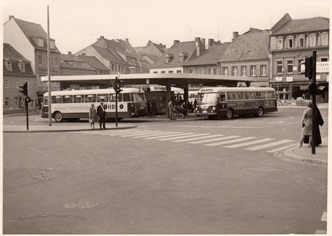 Busbahnhof - Danke an Hilde Müller