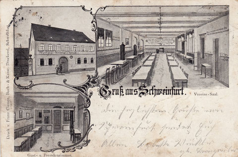 Ansichtskarte um 1900 - bitte durch Anklicken vergrößern