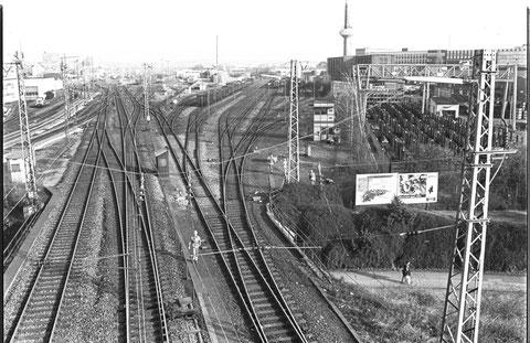Hauptbahnhof 1997 - Foto: Laszlo Ruppert