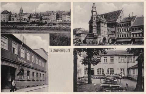 Gaststätte zur Post - 1940