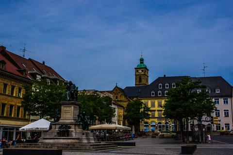 Marktplatz 2015