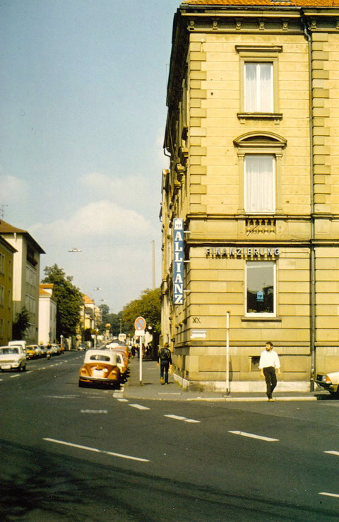 Häuser Neutorstraße