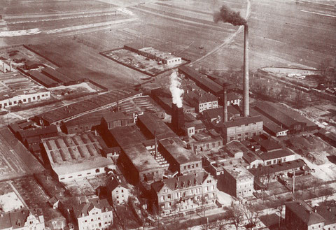 Kugelfabrik Fischer nach der Fusion mit der Fa. Georg Schäfer
