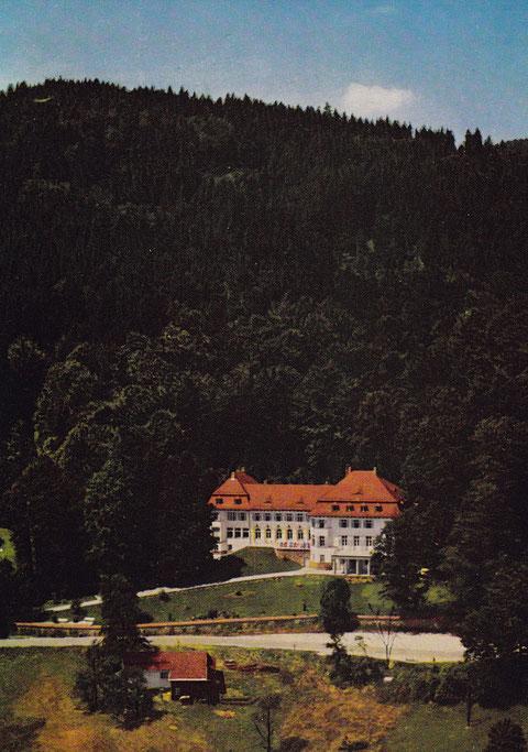 Ferienheim Haus Schäfer - Rabenstein/ Bayer. Wald
