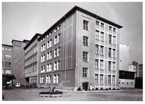 ca. 1955 - SKF-Laboratorium - Danke an Gerhard Ahles