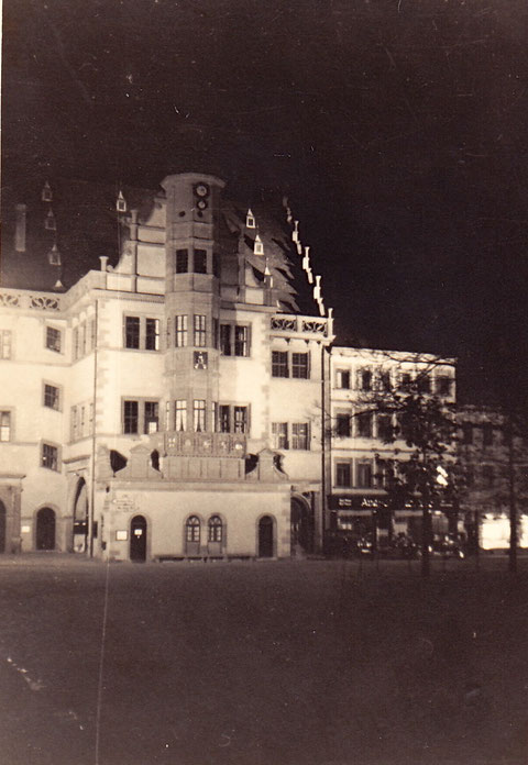 Rathaus 1936