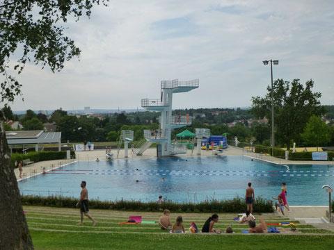 Im Sommerbad
