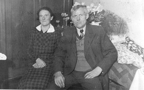 Heinrich Grimmer Vater von Oma Hulda