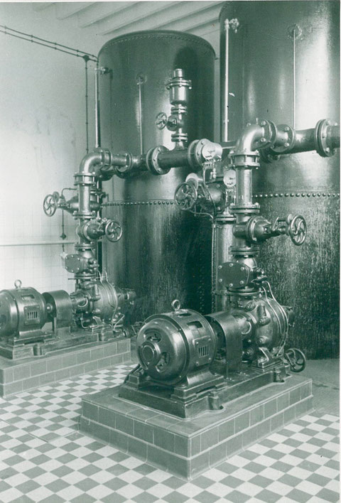 Pumpstation Obertor