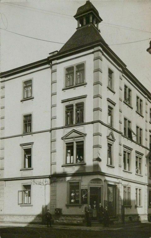 Cramerstraße 20 ca. 1925