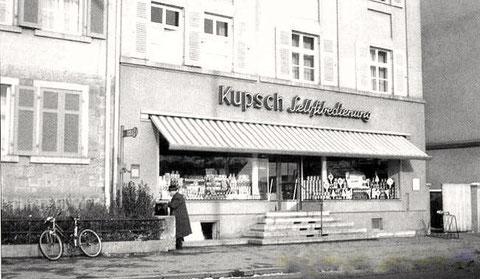 Kupschmarkt in der Niederwerrner Straße