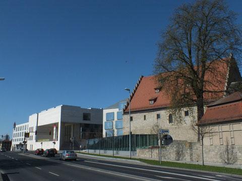 Ebracher Hof und Georg-Schäfer-Museum
