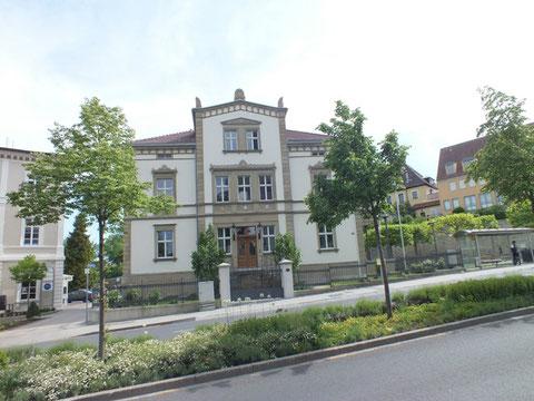 R-Plast-Villa (frühere Bach- bzw. Hartmann-Villa)