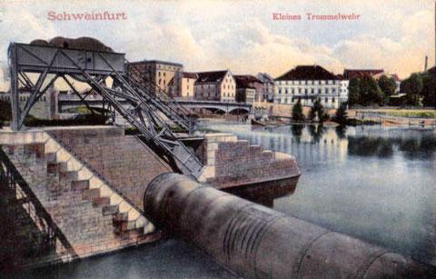 ca. 1906 Kleines Trommelwehr