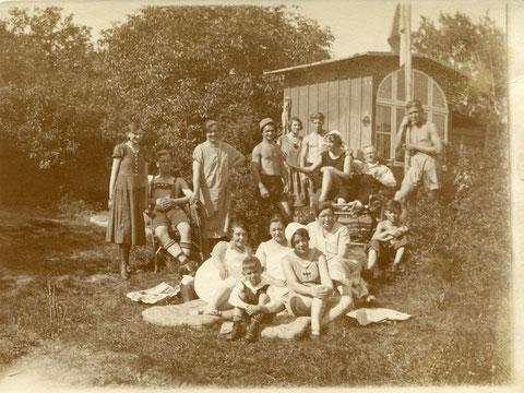 ca. 1916 - Danke an Marg. Kispert