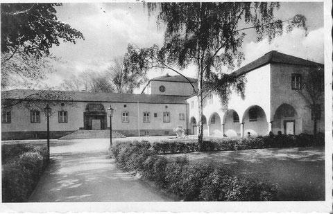 Ernst-Sachs-Bad 1935 - Danke Michael Kupfer