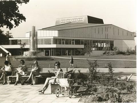 Das Schweinfurter Theater ist unbestritten kultureller Mittelpunkt der Region