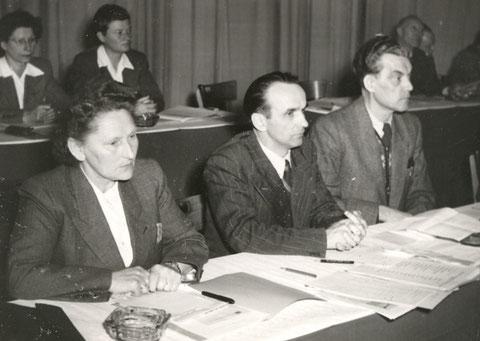 links: Gretl Baumbach