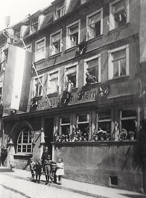 Obere Straße 6 - geschätzt in den 1920ern
