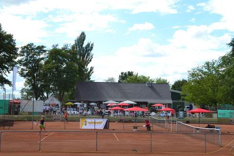 Tennis Club Schweinfurt Möhring Cup 2015