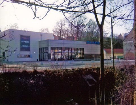 gleiche Örtlichkeit 2012 - Filmwelt Schweinfurt