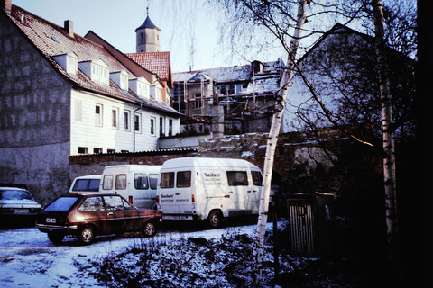 1987 - Danke an Christel Feyh