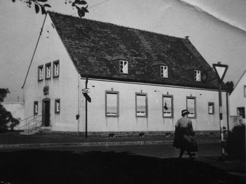 Wilhelmstraße 34 Polizeistation 1937