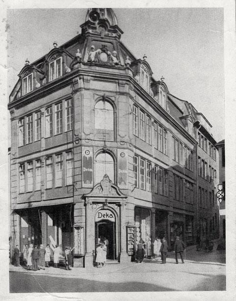 Kaufhaus Tietz um 1935