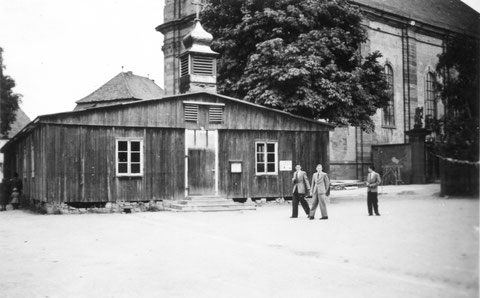 Notkirche nach 1945