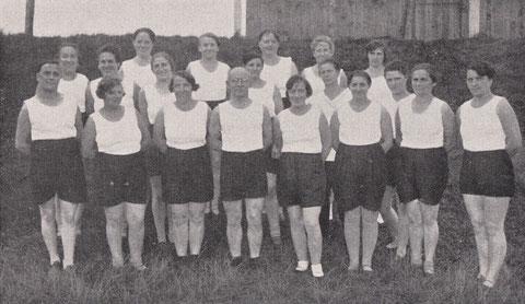 Frauenabteilung 1932