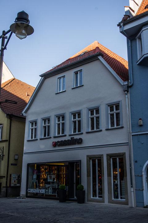Renoviertes Haus in der Rückertstraße 2015