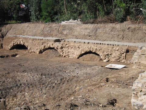 Ausgrabung 2007