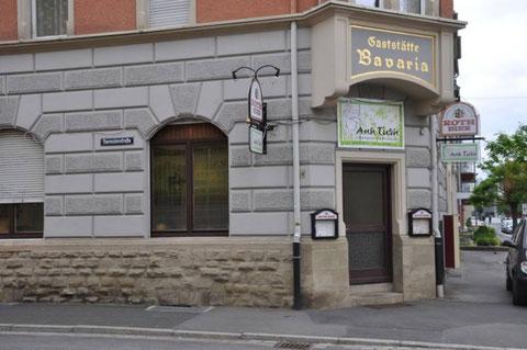 Ecke Sattlerstraße - um 2011
