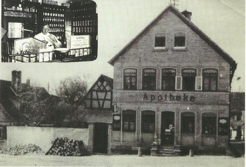 Apotheke Stenger - Danke an Michl Kupfer