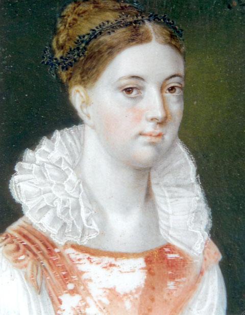 Luise Rückert, Ehegattin des Dichters