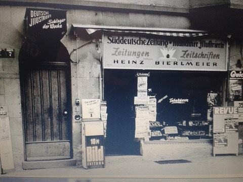 Schultesstraße  ca. Nr. 5/7 - Danke an Roland Bierlmeier